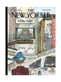 The New Yorker Cover - June 5  1995