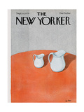 The New Yorker Cover - September 10  1979