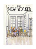 The New Yorker Cover - March 3  1980