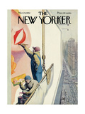 The New Yorker Cover - March 29  1952