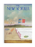 The New Yorker Cover - December 4  1971