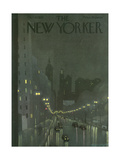 The New Yorker Cover - October 29  1932