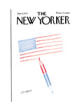 The New Yorker Cover - January 5  1976