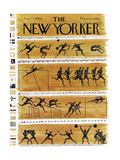 The New Yorker Cover - August 27  1960
