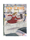 The New Yorker Cover - April 6  1998