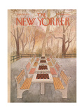 The New Yorker Cover - September 29  1975