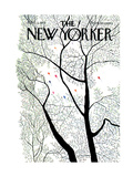 The New Yorker Cover - April 3  1971