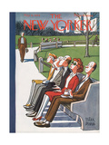 The New Yorker Cover - May 6  1944