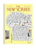 The New Yorker Cover - October 18  1969