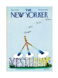 The New Yorker Cover - January 31  1970