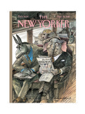 The New Yorker Cover - September 28  1998