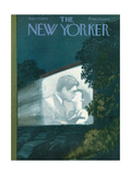 The New Yorker Cover - June 19  1954
