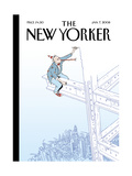 The New Yorker Cover - January 7  2008