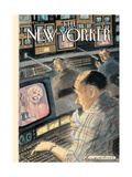 The New Yorker Cover - March 26  2001