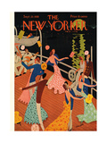 The New Yorker Cover - September 20  1930