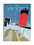 The New Yorker Cover - April 15  1967
