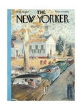 The New Yorker Cover - October 26  1957