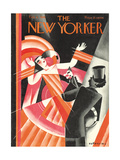 The New Yorker Cover - February 6  1926