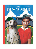 The New Yorker Cover - May 1  1995