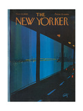 The New Yorker Cover - November 12  1966