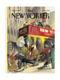 The New Yorker Cover - June 16  1997
