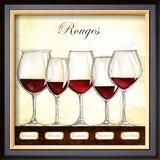 Les Vins Rouges