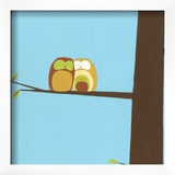 Treetop Owls IV