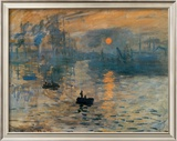 Impression  Sunrise  c1872