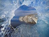 Hornsund Through the Eye of Glacier Ice