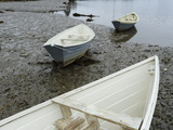 Dories at Low Tide