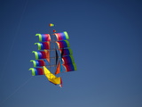 A View of a 'Tall Ship' Kite at the Annual Parksville Kite Festival