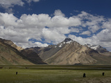 The Suru Valley on the Road from Kargil to Zanska