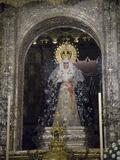 The Virgin of Triana  Nuestra Senora De La Esperanza Macarena
