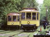 Ex-Duluth Street Railways and Ex-Twin City Rapid Transit Streetcars