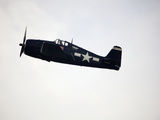 The Grumman F6F-5 Hellcat Was a Carrier-Based Fighter Aircraft
