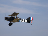 A Replica Royal Aircraft Factory Se5A World War I Biplane (80% Scale)