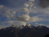 The Great Himalayan Range from the Zanskar Valley