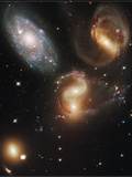 The Galaxies of Stephan's Quintet