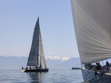 Two Boats Lead in the Annual Swiftsure International Yacht Race