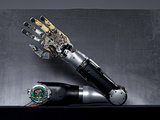 Twenty Motors Animate a Cutting-Edge Bionic Arm
