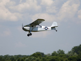 An Aeronca 7Ac (L-16A) in Flight