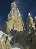 East Face of Cerro Torre  Los Glaciares National Park  Patagonia  Argentina