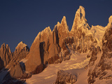 West Face of Cerro Torre  Los Glaciares National Park  Patagonia  Argentina and Chile Border