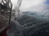 Rough Seas Through Drake Passage