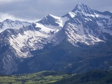 The San Miguel Range  Part of the San Juan Mountains Near Telluride