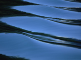 Ripples and Reflections on Water Surface  Alaska