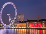 The London 'Eye' or Millennium Wheel