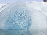 An Iceberg in the Hornsund Fjord in Norway