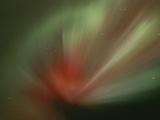 A Brilliant Display of Aurorae in the Yukon Territory