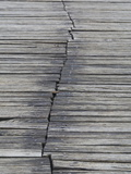 Detail of Deck Boards at Plitvice Lakes